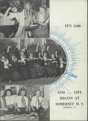 Page 9, 1950 Edition, Somerset Area High School - Eaglet Yearbook (Somerset, PA) online yearbook collection