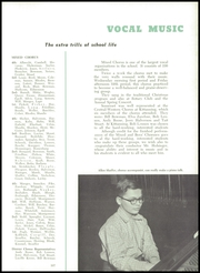 Page 111, 1954 Edition, Somerset Area High School - Eaglet Yearbook (Somerset, PA) online yearbook collection
