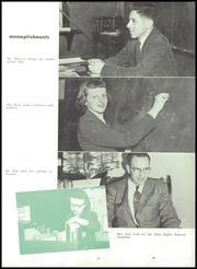 Page 17, 1954 Edition, Somerset Area High School - Eaglet Yearbook (Somerset, PA) online yearbook collection