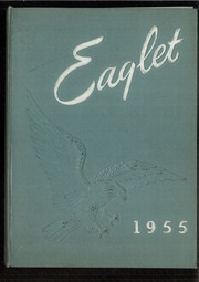 1955 Edition, Somerset Area High School - Eaglet Yearbook (Somerset, PA)
