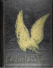 1967 Edition, Somerset Area High School - Eaglet Yearbook (Somerset, PA)
