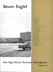 Page 7, 1967 Edition, Somerset Area High School - Eaglet Yearbook (Somerset, PA) online yearbook collection