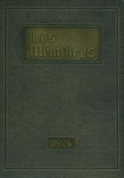 Page 1, 1929 Edition, Wilson Area High School - Les Memoires Yearbook (Easton, PA) online yearbook collection