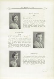 Page 15, 1929 Edition, Wilson Area High School - Les Memoires Yearbook (Easton, PA) online yearbook collection