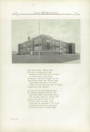 Page 6, 1929 Edition, Wilson Area High School - Les Memoires Yearbook (Easton, PA) online yearbook collection