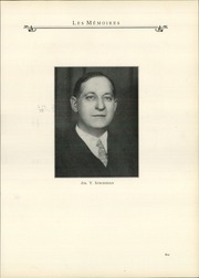 Page 11, 1931 Edition, Wilson Area High School - Les Memoires Yearbook (Easton, PA) online yearbook collection