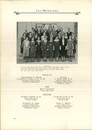 Page 16, 1931 Edition, Wilson Area High School - Les Memoires Yearbook (Easton, PA) online yearbook collection