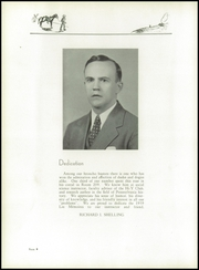 Page 10, 1939 Edition, Wilson Area High School - Les Memoires Yearbook (Easton, PA) online yearbook collection