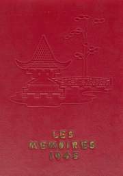 1945 Edition, Wilson Area High School - Les Memoires Yearbook (Easton, PA)
