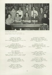 Page 16, 1954 Edition, Wilson Area High School - Les Memoires Yearbook (Easton, PA) online yearbook collection