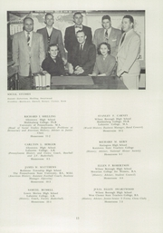 Page 17, 1954 Edition, Wilson Area High School - Les Memoires Yearbook (Easton, PA) online yearbook collection