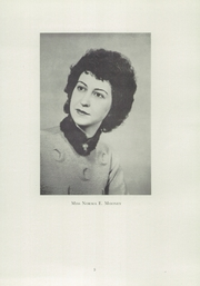 Page 9, 1954 Edition, Wilson Area High School - Les Memoires Yearbook (Easton, PA) online yearbook collection