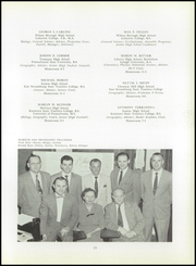 Page 17, 1955 Edition, Wilson Area High School - Les Memoires Yearbook (Easton, PA) online yearbook collection