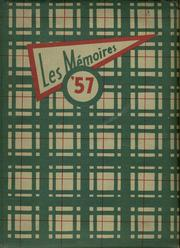 1957 Edition, Wilson Area High School - Les Memoires Yearbook (Easton, PA)