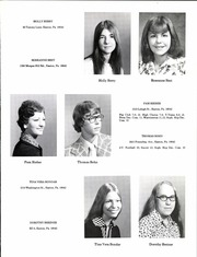 Page 13, 1975 Edition, Wilson Area High School - Les Memoires Yearbook (Easton, PA) online yearbook collection