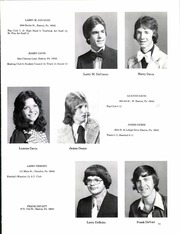 Page 17, 1975 Edition, Wilson Area High School - Les Memoires Yearbook (Easton, PA) online yearbook collection