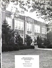 Page 5, 1975 Edition, Wilson Area High School - Les Memoires Yearbook (Easton, PA) online yearbook collection