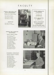 Page 15, 1942 Edition, Kensington High School - Chimes Yearbook (Philadelphia, PA) online yearbook collection