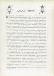 Page 17, 1942 Edition, Kensington High School - Chimes Yearbook (Philadelphia, PA) online yearbook collection