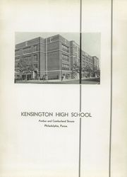 Page 7, 1942 Edition, Kensington High School - Chimes Yearbook (Philadelphia, PA) online yearbook collection