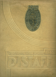 Page 1, 1946 Edition, Kensington High School - Chimes Yearbook (Philadelphia, PA) online yearbook collection
