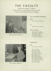 Page 16, 1946 Edition, Kensington High School - Chimes Yearbook (Philadelphia, PA) online yearbook collection
