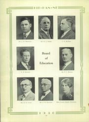 Page 14, 1930 Edition, Kittanning High School - Kit Han Ne Yearbook (Kittanning, PA) online yearbook collection