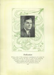 Page 8, 1930 Edition, Kittanning High School - Kit Han Ne Yearbook (Kittanning, PA) online yearbook collection