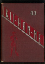 1943 Edition, Kittanning High School - Kit Han Ne Yearbook (Kittanning, PA)