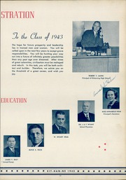 Page 15, 1943 Edition, Kittanning High School - Kit Han Ne Yearbook (Kittanning, PA) online yearbook collection