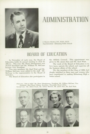 Page 12, 1952 Edition, Kittanning High School - Kit Han Ne Yearbook (Kittanning, PA) online yearbook collection
