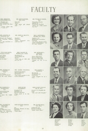 Page 15, 1952 Edition, Kittanning High School - Kit Han Ne Yearbook (Kittanning, PA) online yearbook collection