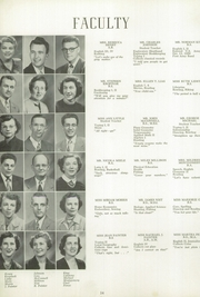 Page 16, 1952 Edition, Kittanning High School - Kit Han Ne Yearbook (Kittanning, PA) online yearbook collection