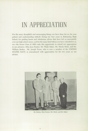 Page 9, 1952 Edition, Kittanning High School - Kit Han Ne Yearbook (Kittanning, PA) online yearbook collection