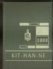1968 Edition, Kittanning High School - Kit Han Ne Yearbook (Kittanning, PA)
