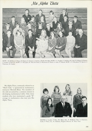 Page 145, 1968 Edition, Kittanning High School - Kit Han Ne Yearbook (Kittanning, PA) online yearbook collection