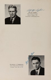 Page 16, 1944 Edition, Freedom Area High School - Shawnee Yearbook (Freedom, PA) online yearbook collection