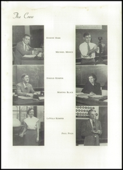 Page 15, 1952 Edition, Freedom Area High School - Shawnee Yearbook (Freedom, PA) online yearbook collection