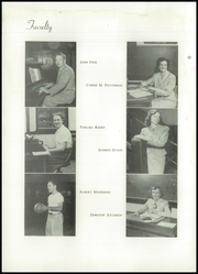 Page 16, 1952 Edition, Freedom Area High School - Shawnee Yearbook (Freedom, PA) online yearbook collection