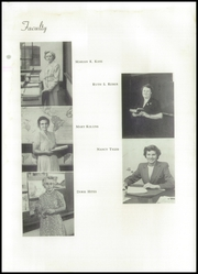 Page 17, 1952 Edition, Freedom Area High School - Shawnee Yearbook (Freedom, PA) online yearbook collection