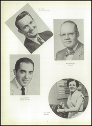 Page 12, 1956 Edition, Freedom Area High School - Shawnee Yearbook (Freedom, PA) online yearbook collection