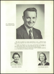 Page 11, 1958 Edition, Freedom Area High School - Shawnee Yearbook (Freedom, PA) online yearbook collection