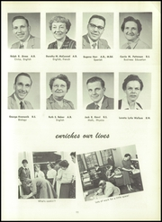 Page 15, 1958 Edition, Freedom Area High School - Shawnee Yearbook (Freedom, PA) online yearbook collection