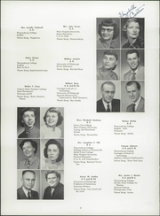 Page 10, 1952 Edition, Waynesburg Central High School - Oracle Yearbook (Waynesburg, PA) online yearbook collection