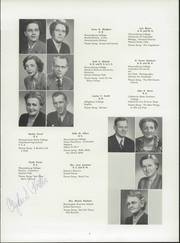 Page 11, 1952 Edition, Waynesburg Central High School - Oracle Yearbook (Waynesburg, PA) online yearbook collection