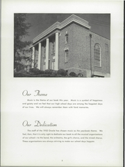 Page 6, 1952 Edition, Waynesburg Central High School - Oracle Yearbook (Waynesburg, PA) online yearbook collection