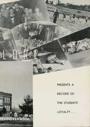 Page 7, 1943 Edition, Lewistown High School - Lore Yearbook (Lewistown, PA) online yearbook collection