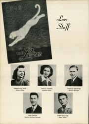 Page 16, 1945 Edition, Lewistown High School - Lore Yearbook (Lewistown, PA) online yearbook collection