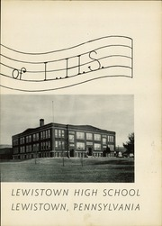Page 7, 1945 Edition, Lewistown High School - Lore Yearbook (Lewistown, PA) online yearbook collection