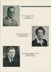 Page 13, 1948 Edition, Lewistown High School - Lore Yearbook (Lewistown, PA) online yearbook collection